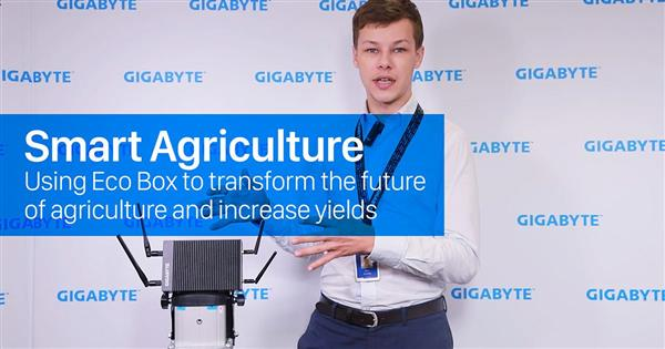 [Video] Smart Agriculture: Using Eco Box to transform the future of agriculture and increase yields
