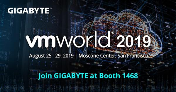 VMworld 2019 captures the momentum of today's rapidly changing IT environment and puts it within your grasp so you can accelerate your cloud journey to support your business.