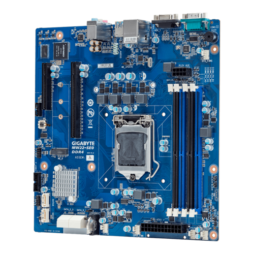 MW22-SE0 (rev. 1.0) - Server Motherboard